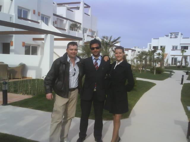 Davina,Carlos,Paul