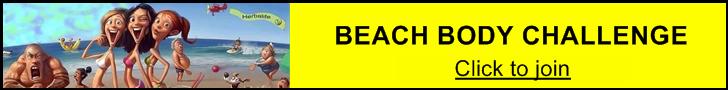 Beach Body Challenge