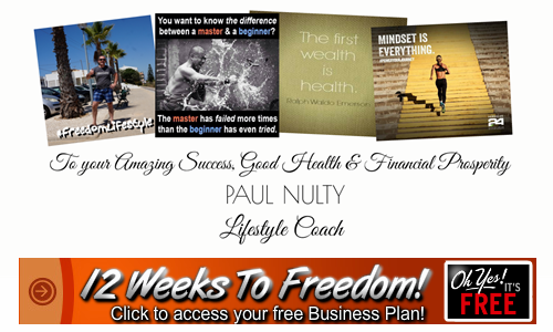 12 Weeks to Freedom Real Wealth Journey